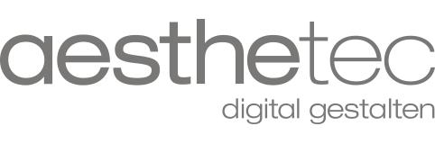 aesthetec · digital gestalten